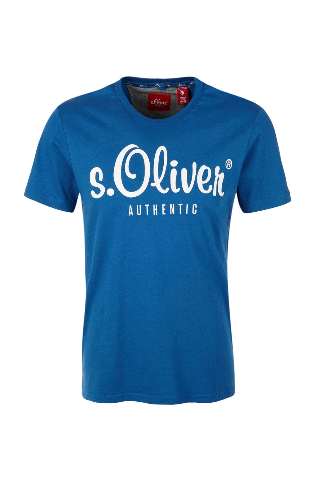 s.Oliver T-shirt, Blauw