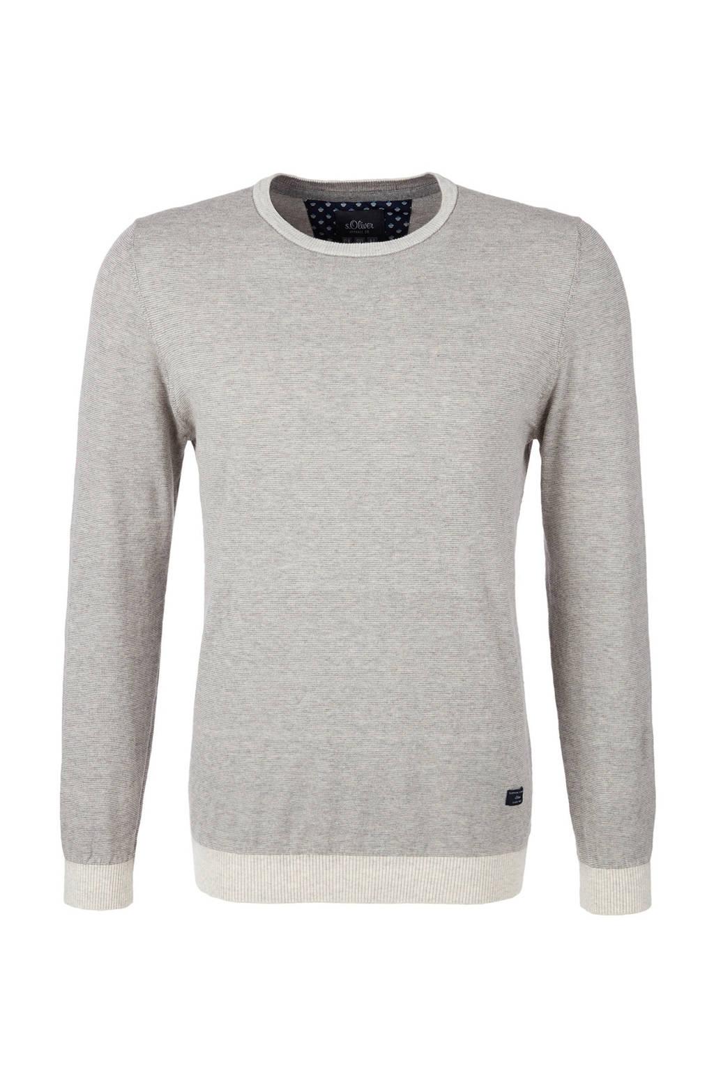 s.Oliver sweater, Ecru