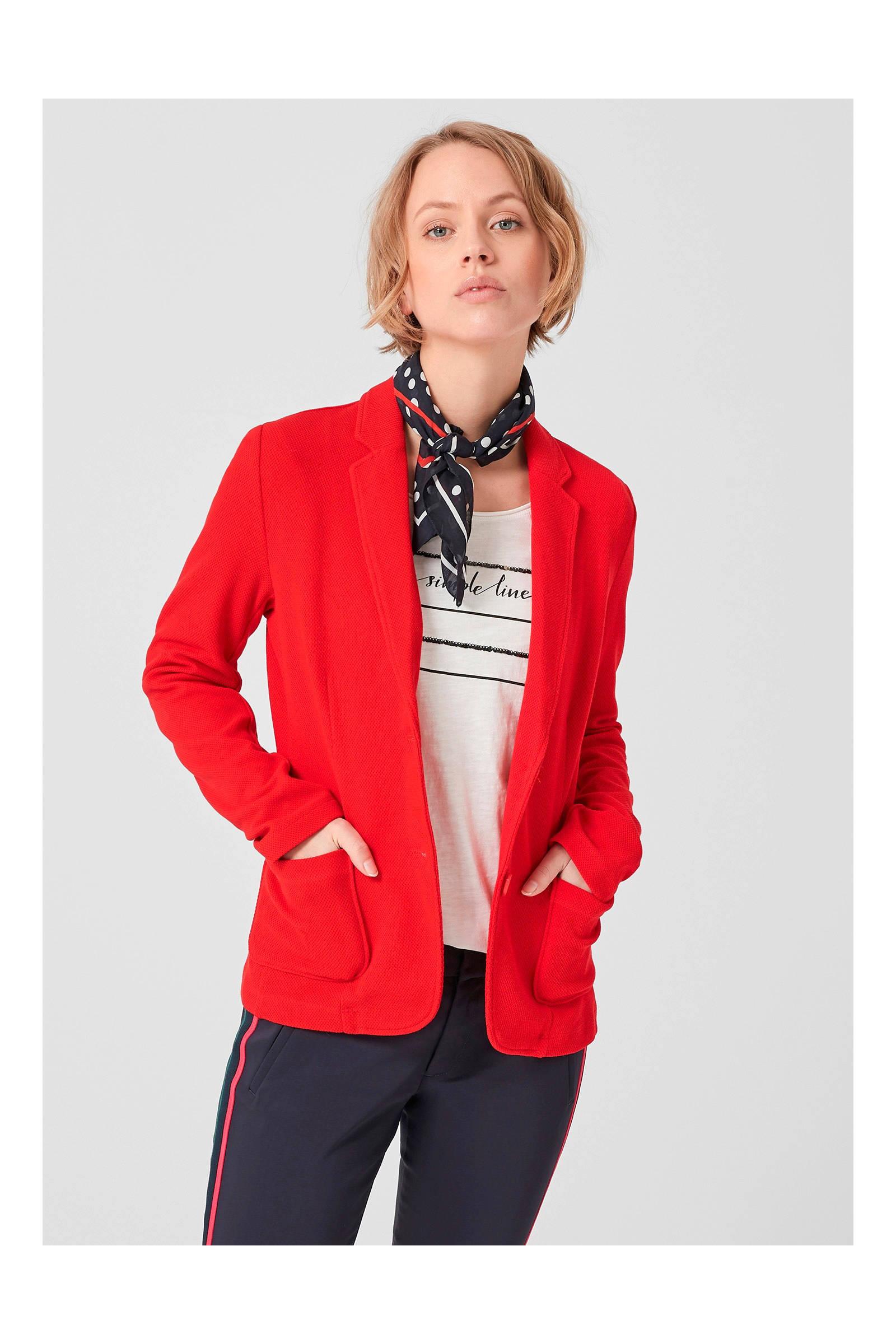 oranje Oliver s s blazer blazer oranje Oliver s v0Wn0t