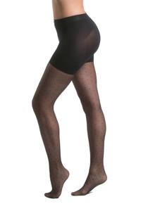 MAGIC Bodyfashion panty Sexy Dots 20 denier zwart, Zwart