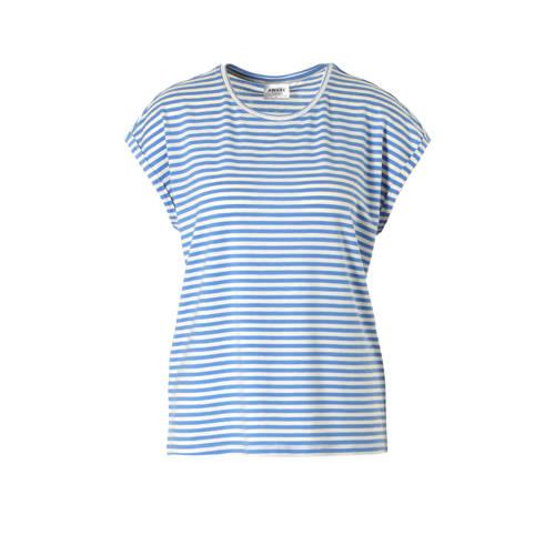 VERO MODA gestreept T-shirt blauw kopen