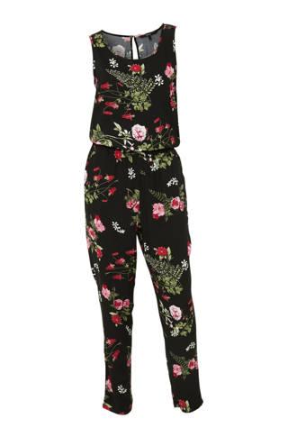 jumpsuit met bloemen