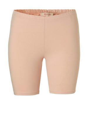 korte legging roze