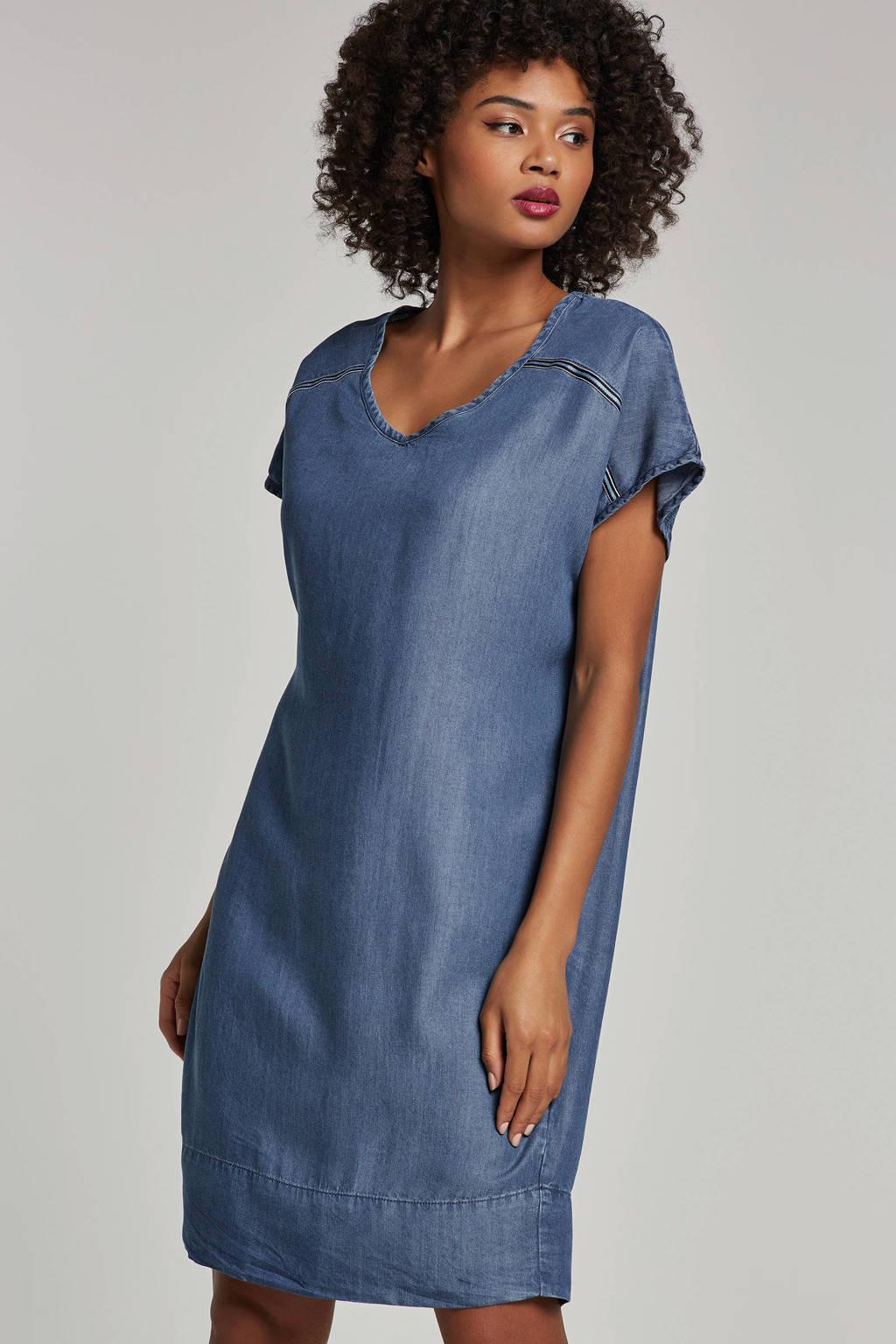 FREEQUENT jurk, Blauw