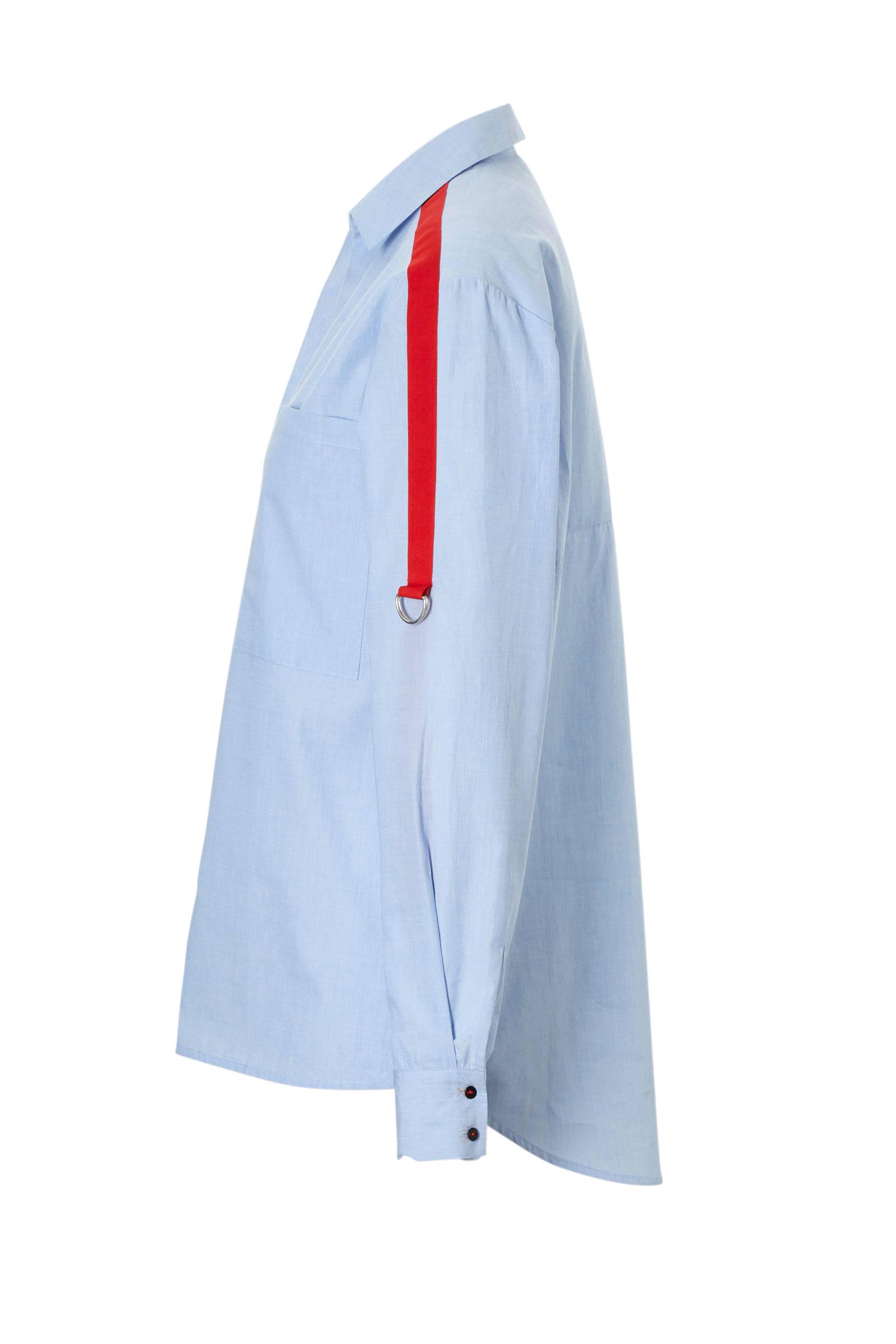 FREEQUENT FREEQUENT blauw blouse blouse blouse blauw FREEQUENT 1F1Iwqz