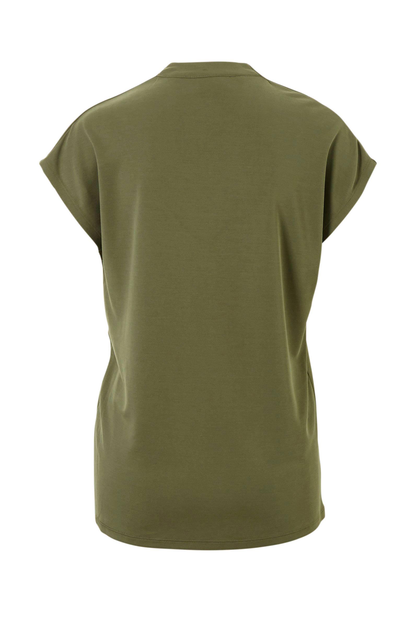 FREEQUENT kaki FREEQUENT blouse kaki blouse kaki FREEQUENT blouse kaki blouse FREEQUENT Cw5aqr54
