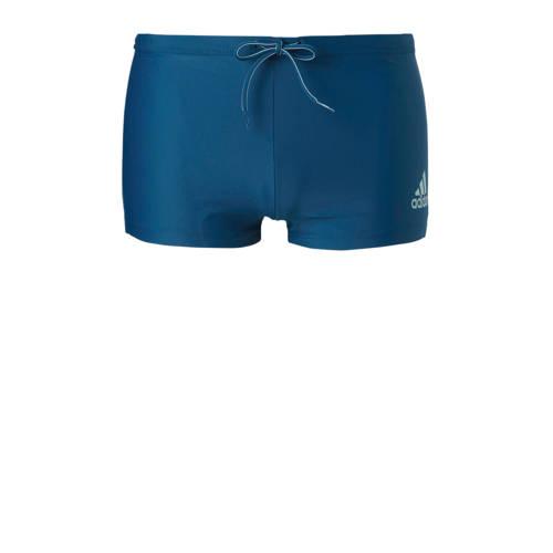 adidas Fitness Logo Swim Boxer Zwemboxers