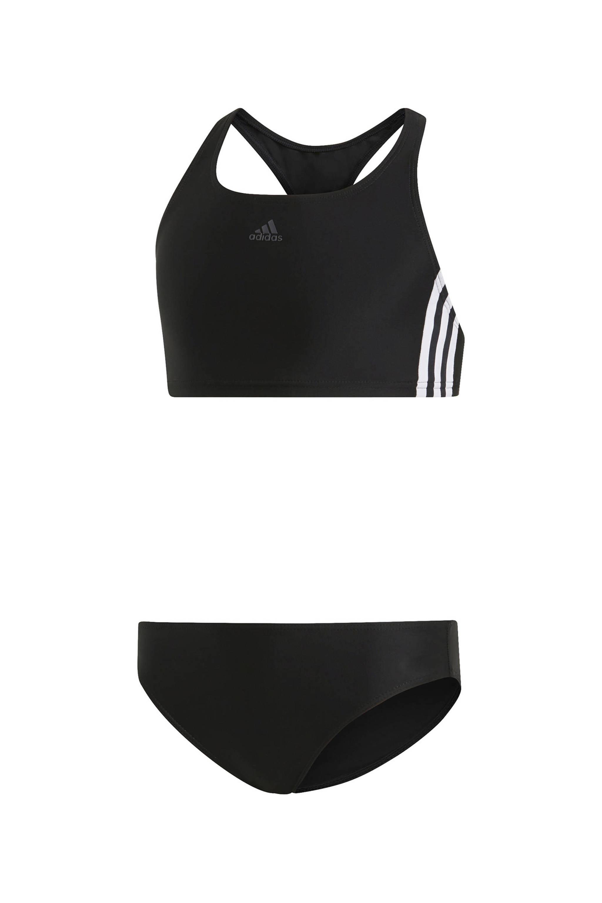 hot sale quite nice factory authentic infinitex crop bikini zwart