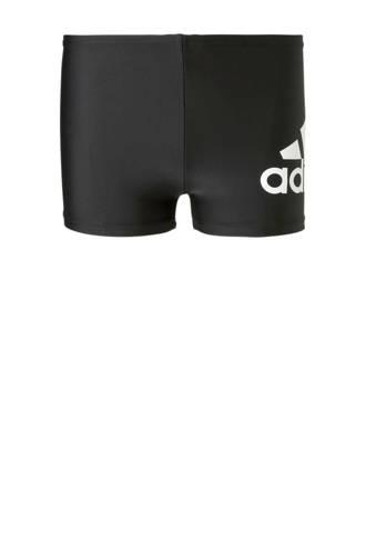 zwemboxer met merknaam zwart