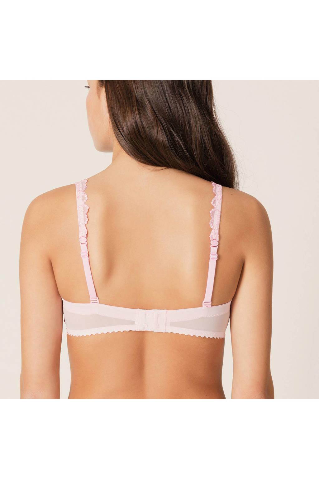 Marie Jo strapless voorgevormde beugelbh Jane roze, Roze