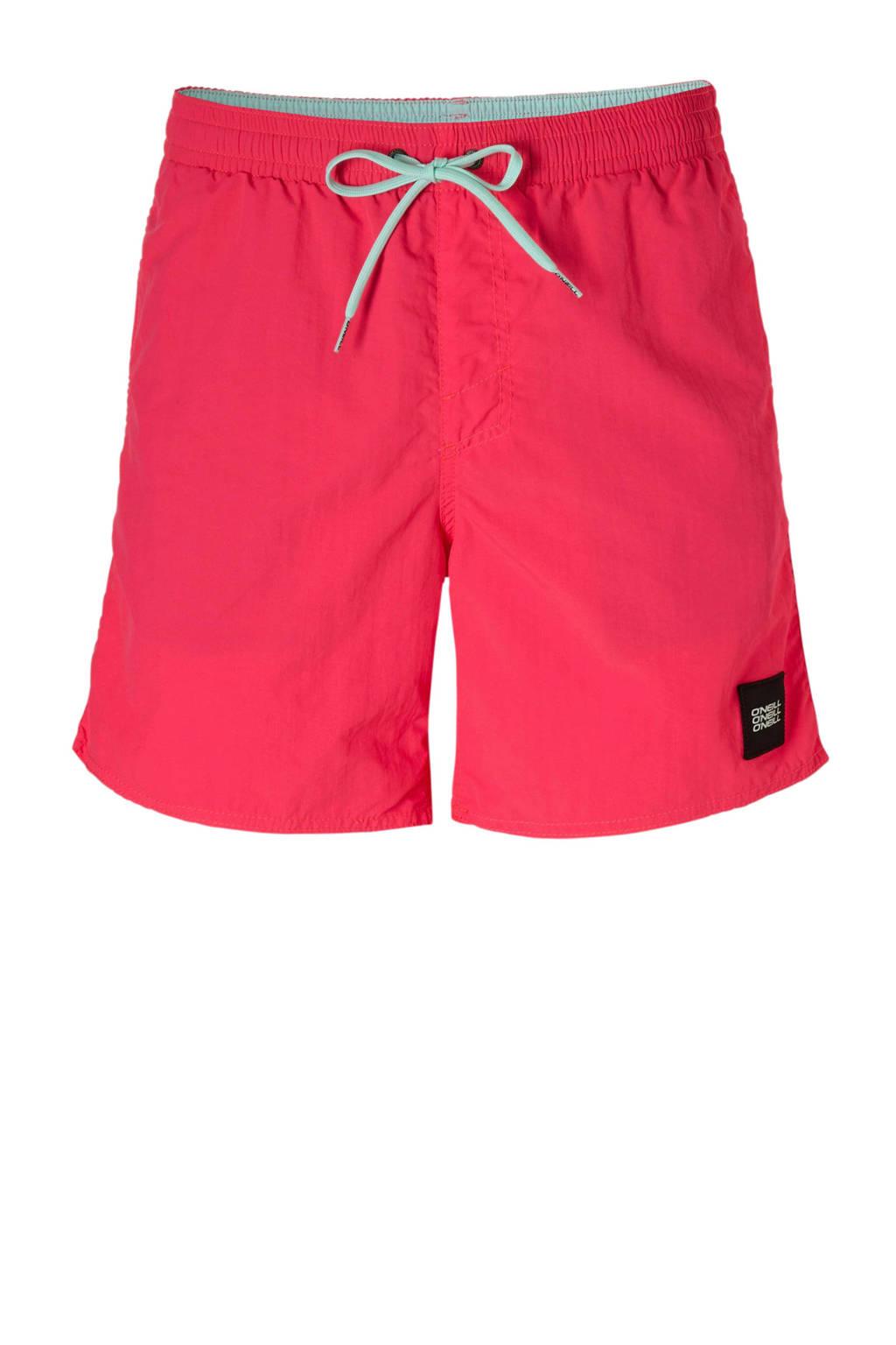 O'Neill zwemshort met zakken neon roze, Roze
