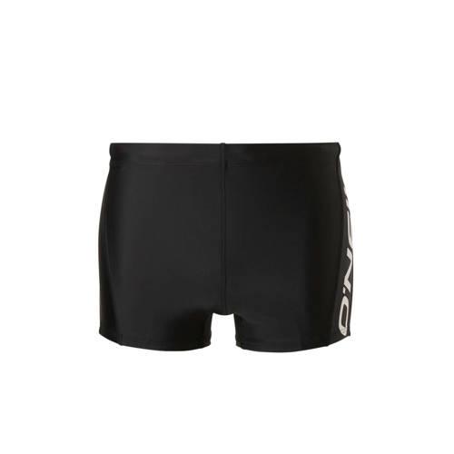 O'Neill zwemboxer met logo zwart