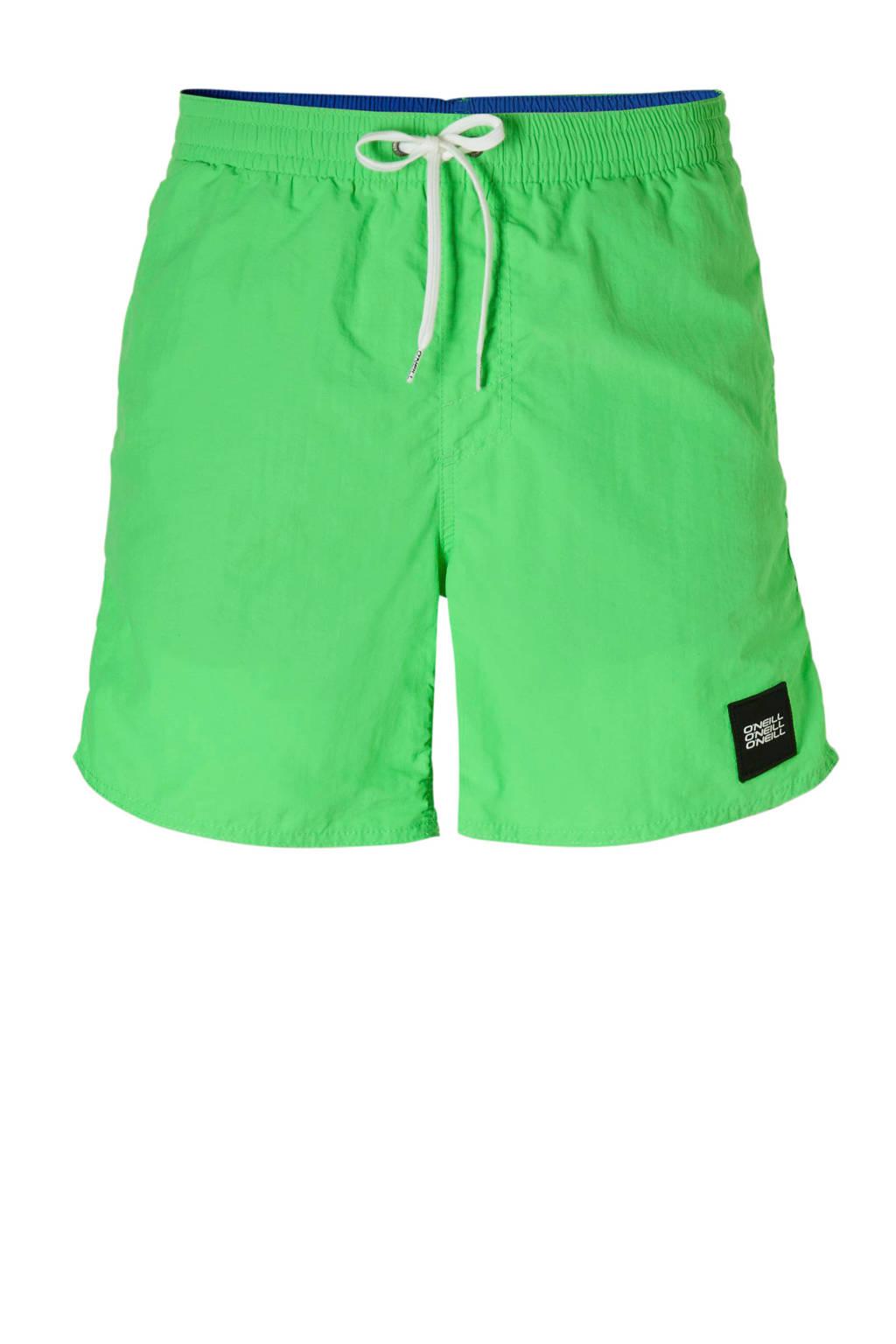 O'Neill zwemshort met zakken groen, Groen