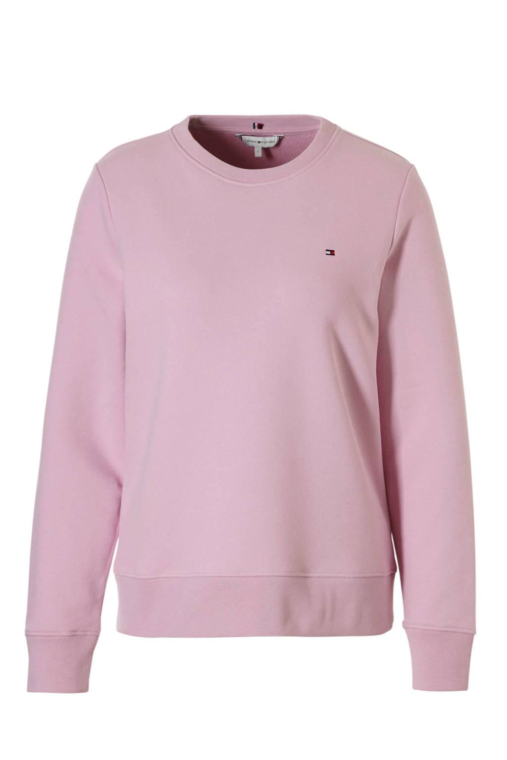 Tommy Hilfiger Claire sweater roze, Roze