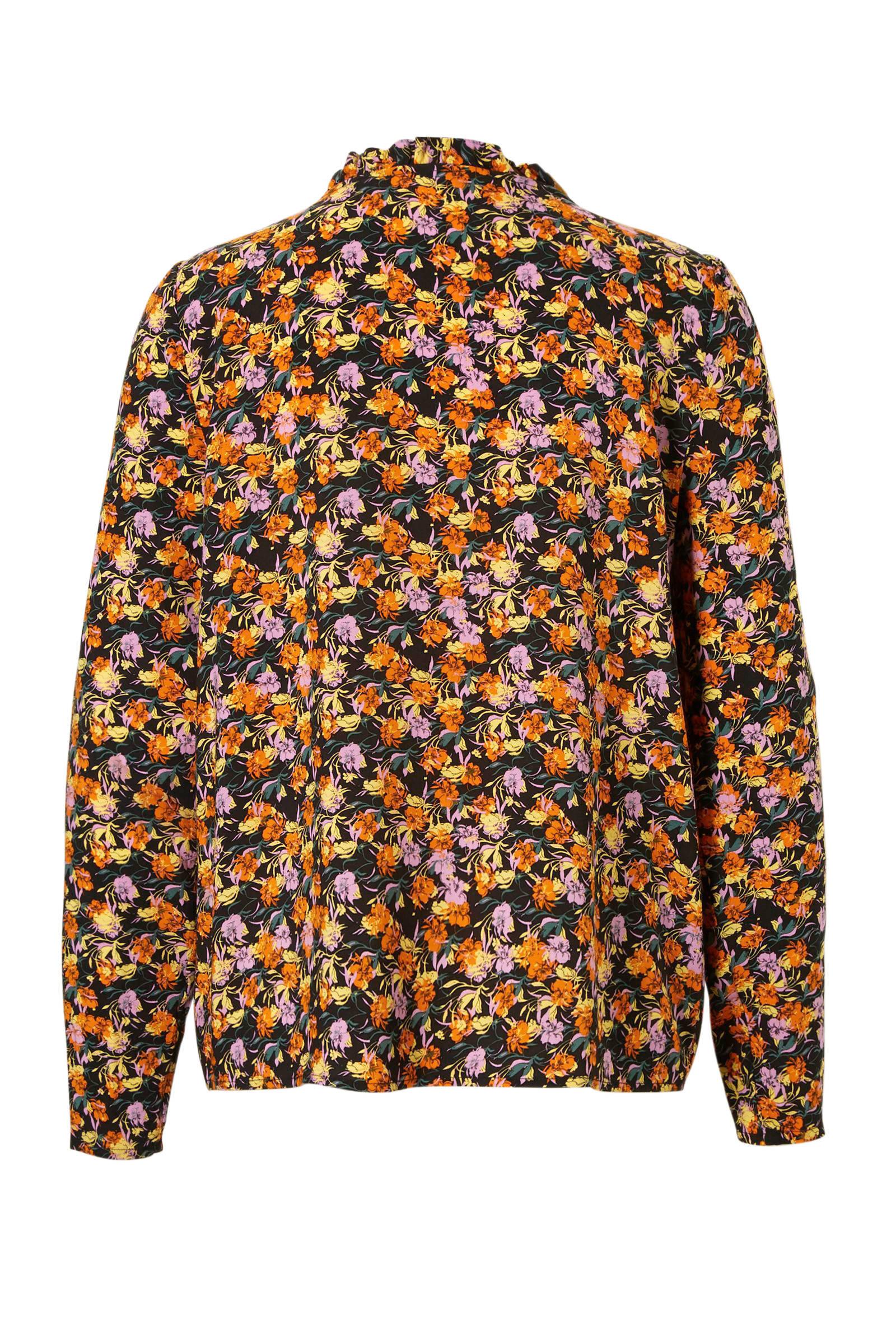 gebloemde blouse blouse gebloemde ICHI ICHI 0qxa7