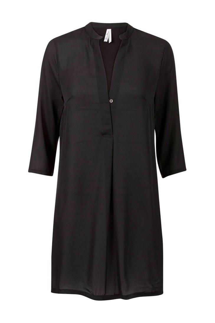 Etam semi Miss Regulier transparant zwart tuniek 86SWqagBA