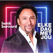 Henk Bernard - Elke Dag Met Jou (CD)