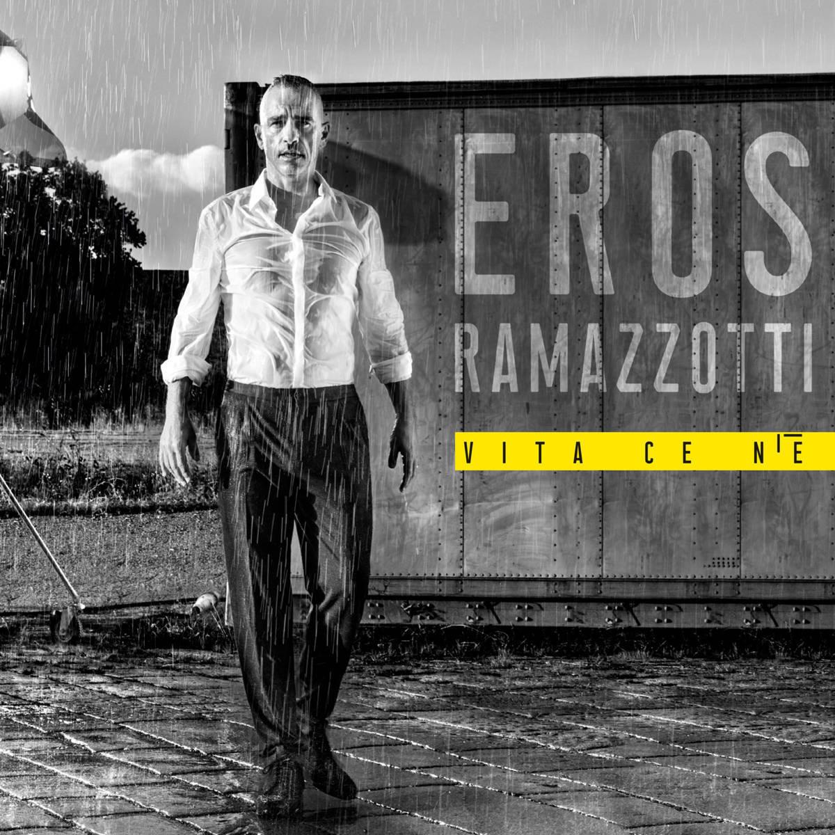 Eros Ramazzotti - Vita Ce N'e (CD)
