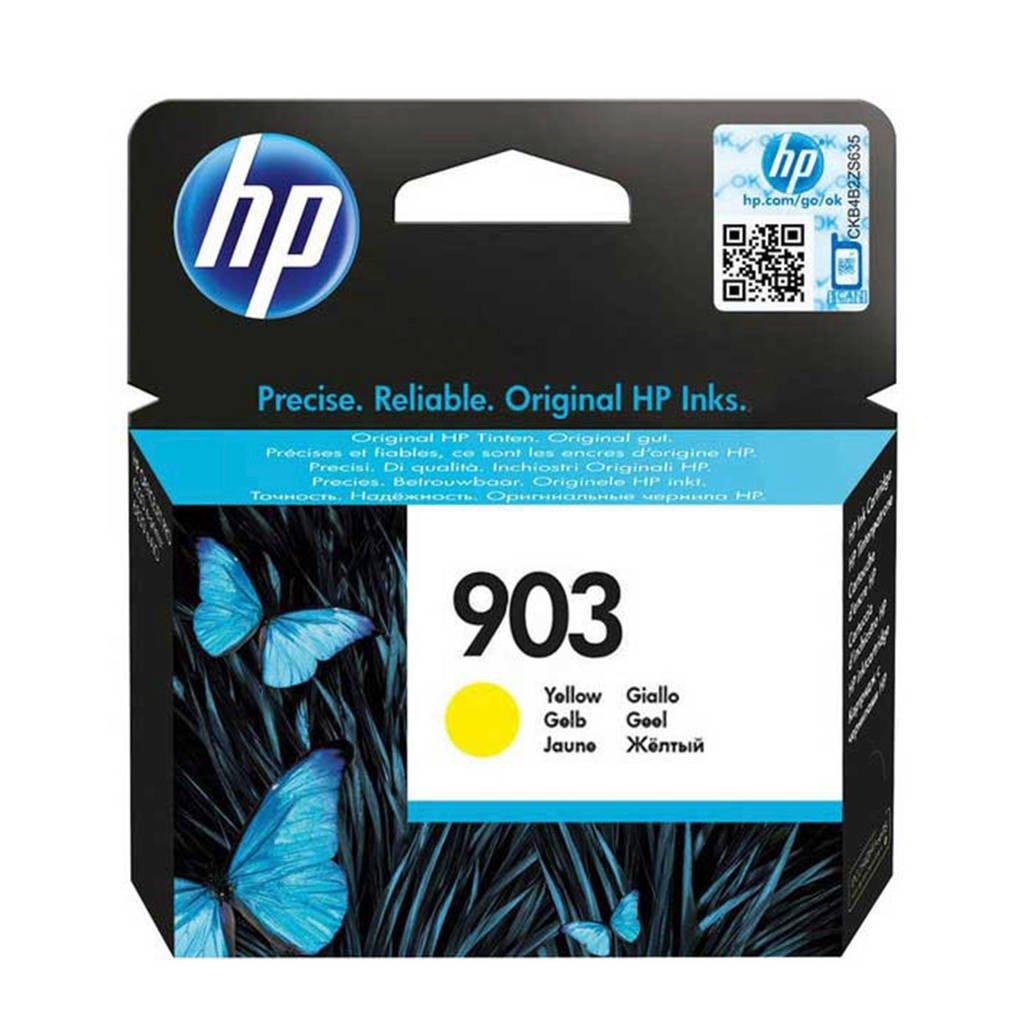 HP HP 903 INK YELLO inkcartridge geel, -