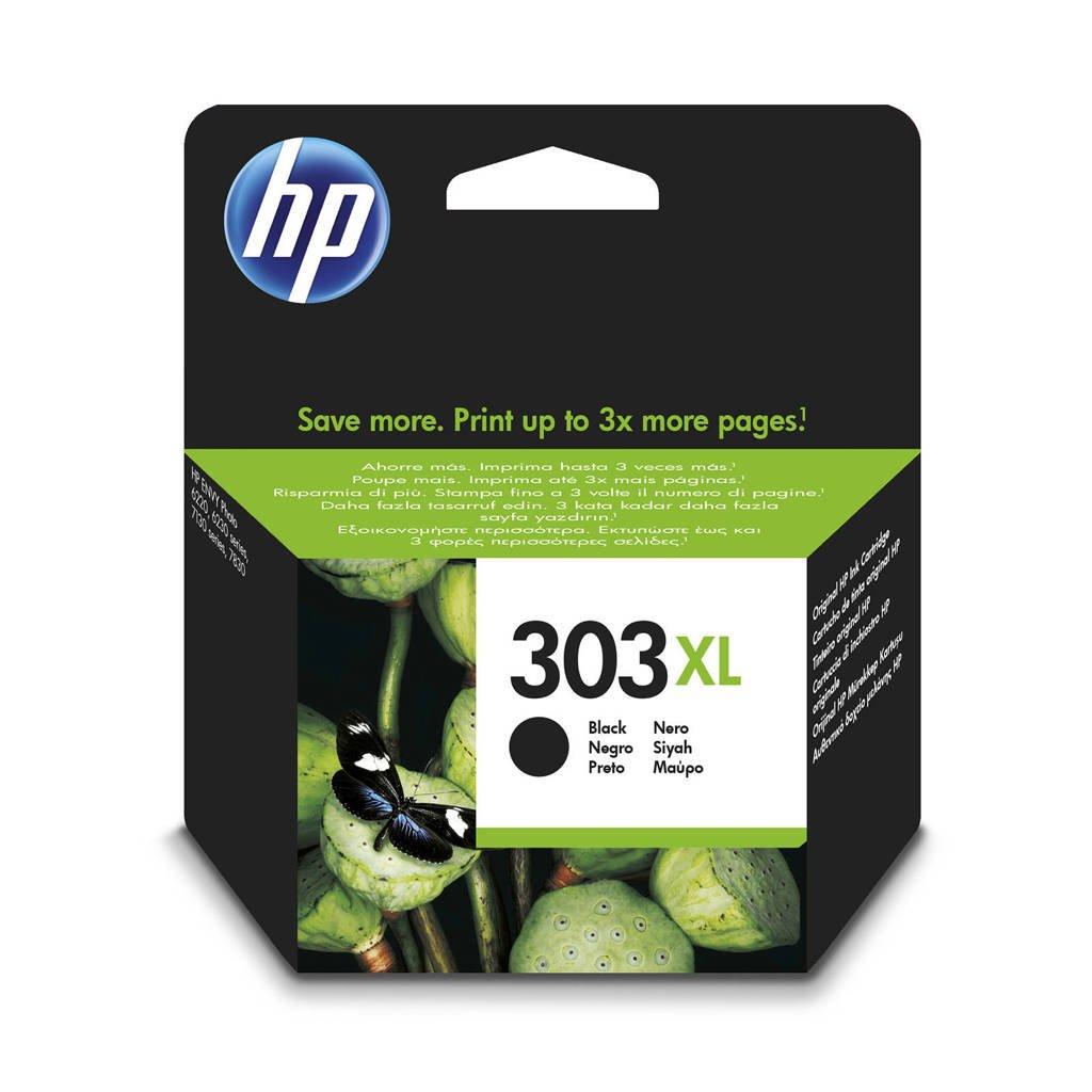 HP HP 303 XL INK BL inktcartridge (zwart), Zwart