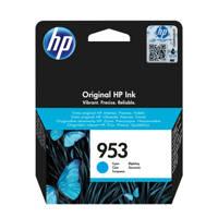 HP HP 953 INK CYAN inkcartridge cyaan, -