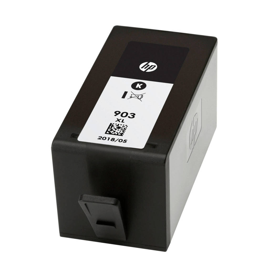 HP HP 903 XL INK BL inkcartridge zwart, Zwart