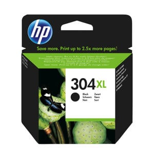 HP 304 XL INK BL inktcartridge (zwart)