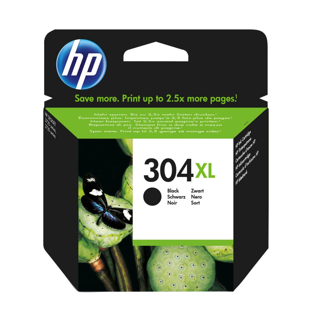 HP HP 304 XL INK BL inktcartridge (zwart), Zwart