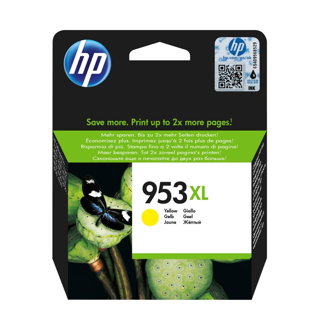 HP HP 953 XL INK YE inkcartridge geel, Geel