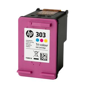 HP 303 INK COLOR inktcartridge (kleuren)