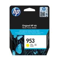 HP HP 953 INK YELLO inkcartridge geel, -