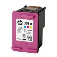 HP HP 303 XL INK CO inktcartridge (kleur), Geel, Cyaan en Magenta