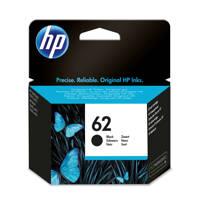 HP HP 62 INK BLACK inktcartridge (zwart), Zwart