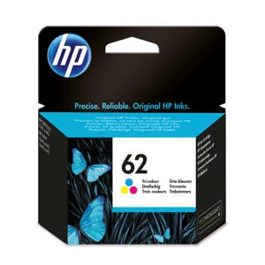 HP 62 INK COLOR inktcartridge kleur)