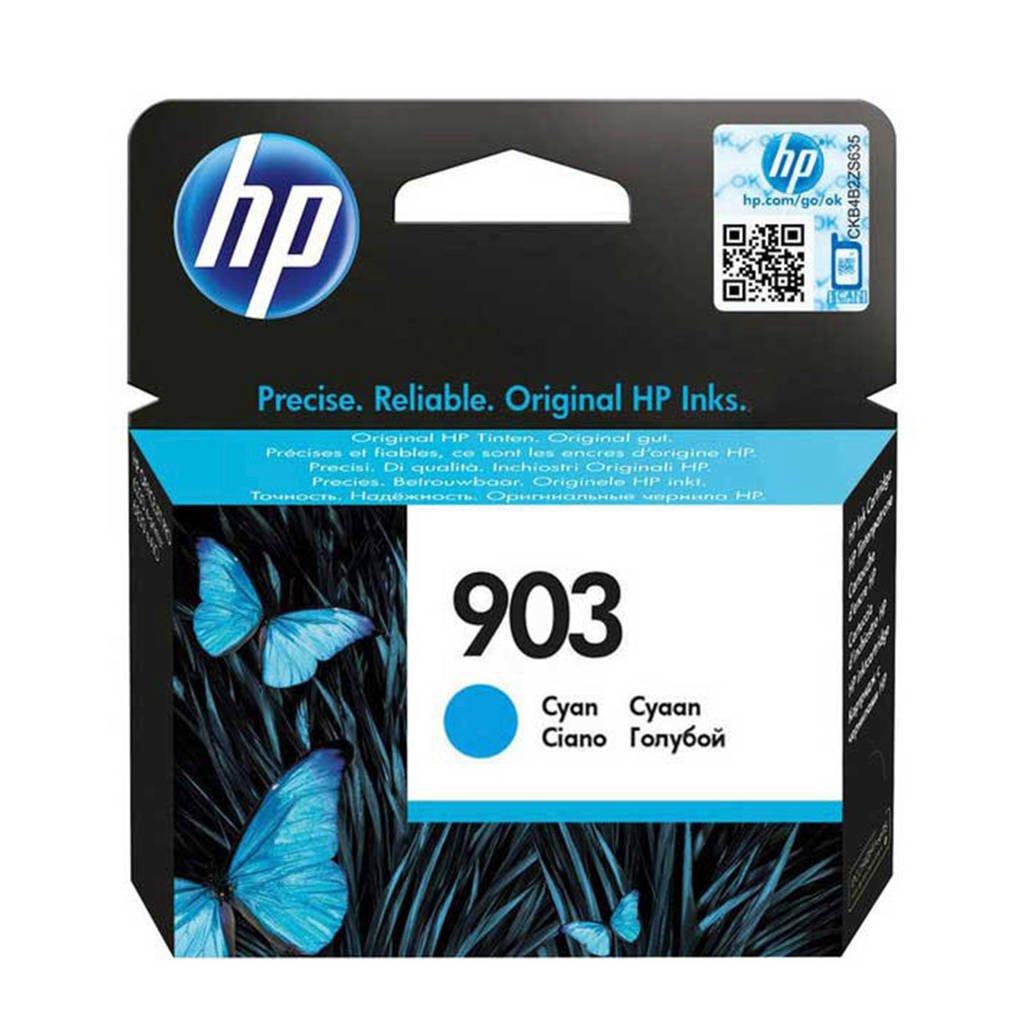HP HP 903 INK CYAN inkcartridge cyaan, -