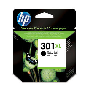 HP 301 XL INK BL inktcartridge zwart
