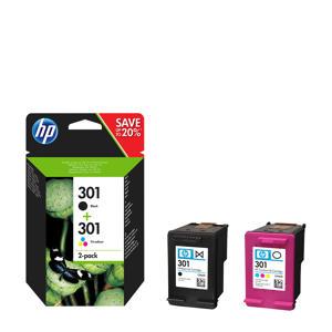 HP 301 INK COMBO inktcartridges (kleur)