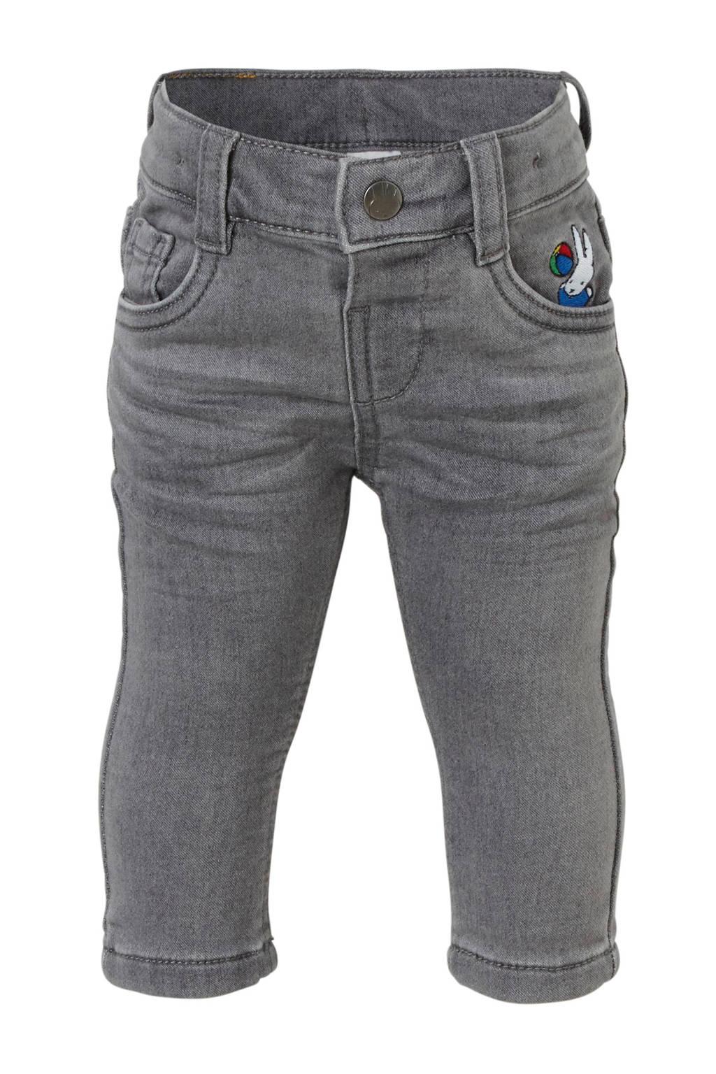 C&A nijntje skinny jeans grijs, Grijs