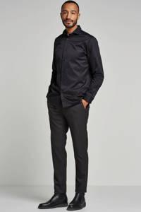SELECTED HOMME overhemd regular fit, Zwart