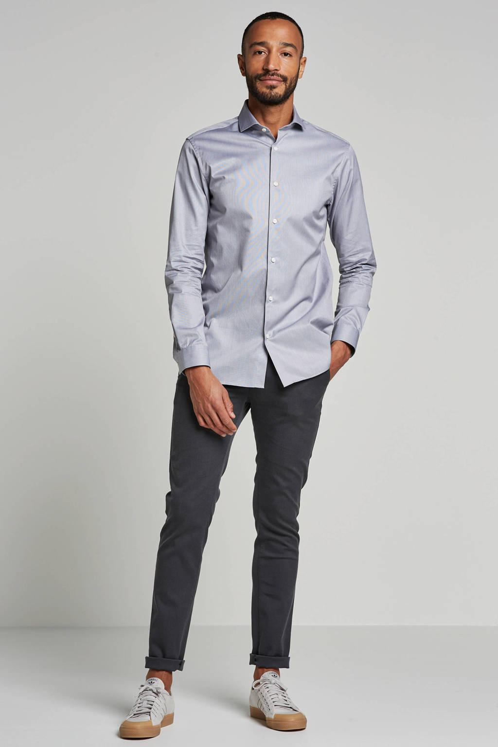 SELECTED HOMME overhemd regular fit, Grijs