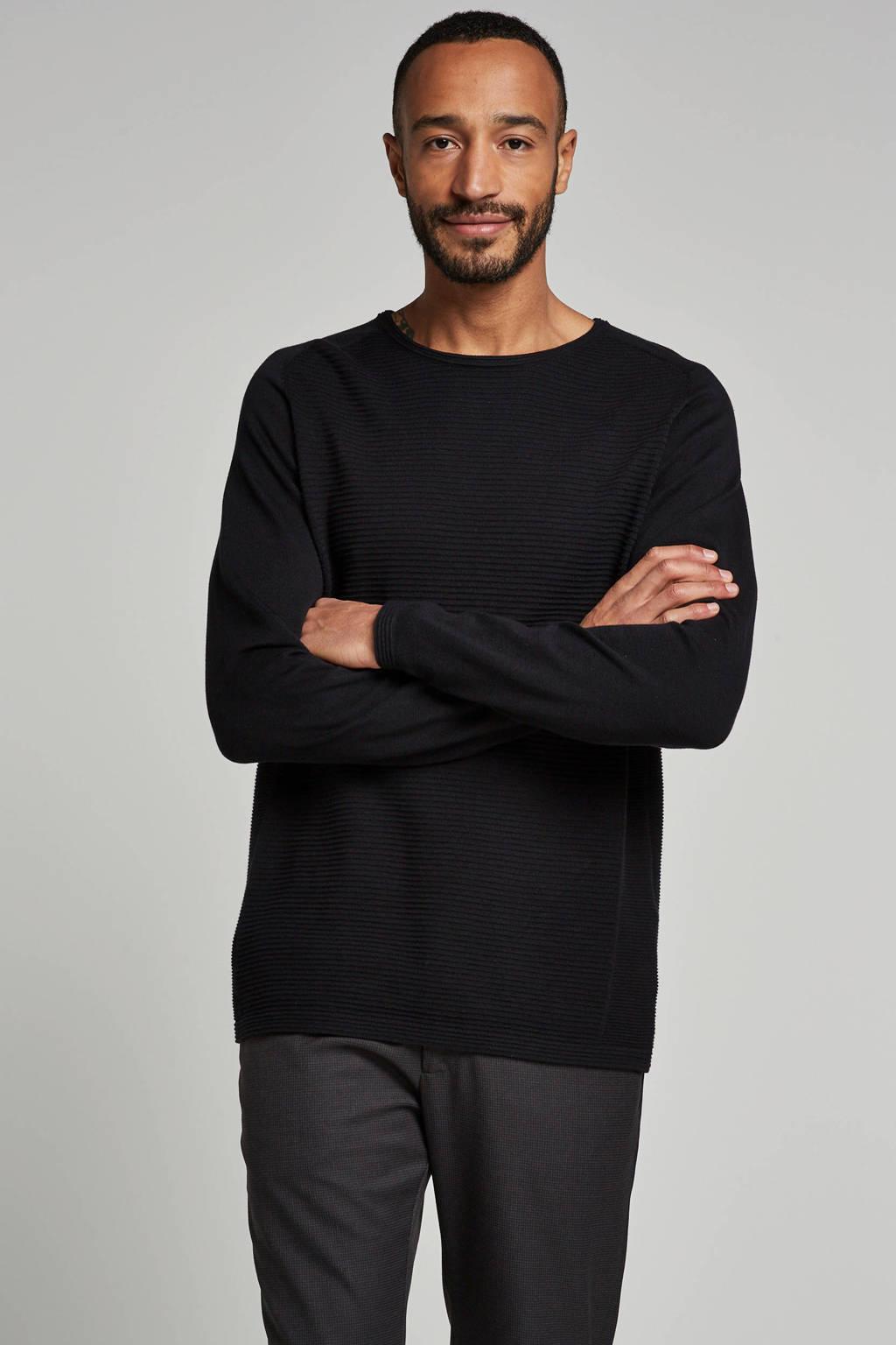 SELECTED HOMME trui, Zwart