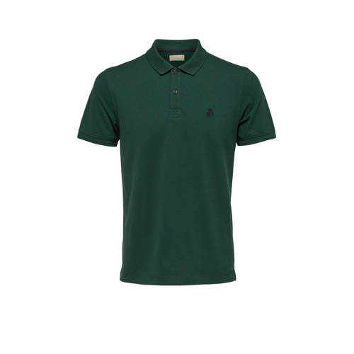 Haro Embroidery regular fit polo