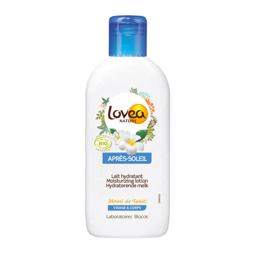 Lovea Afters Sun milk - 125 ml kopen