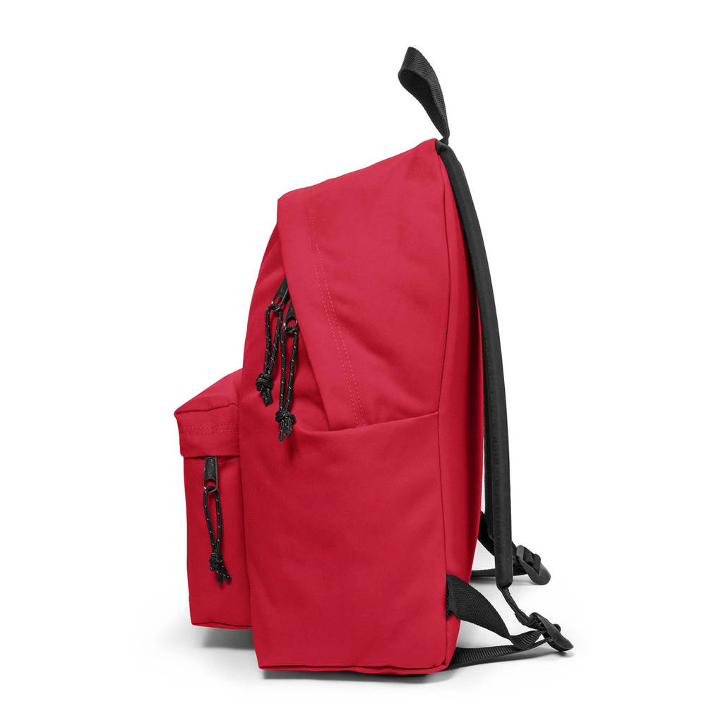 Eastpak  Padded Pak'r rugzak stop red, Rood