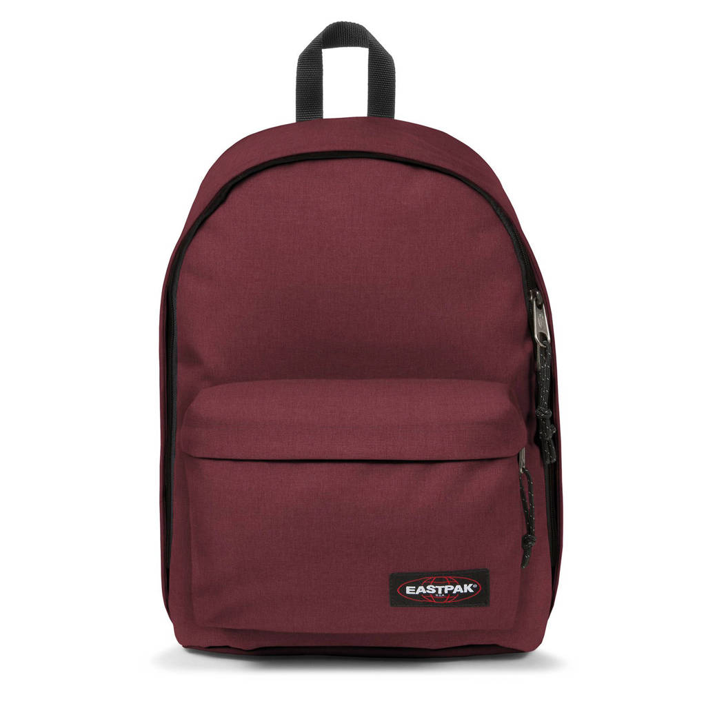 Eastpak OUT OF OFFICE 13,3 inch rugzak, CRAFTY WINE