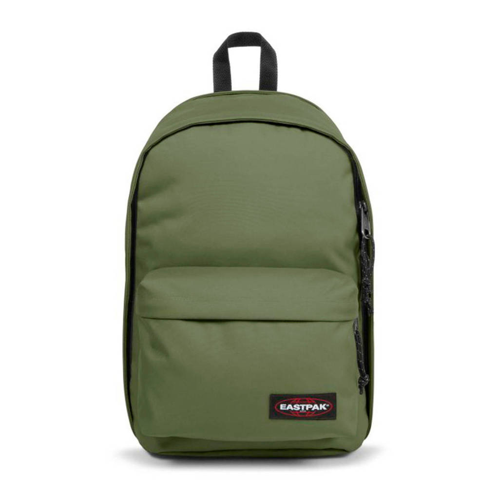 Eastpak BACK TO WORK 15,6 inch rugzak, Quiet Khaki