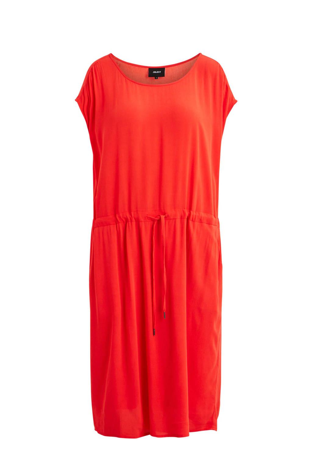 OBJECT jurk rood, Rood