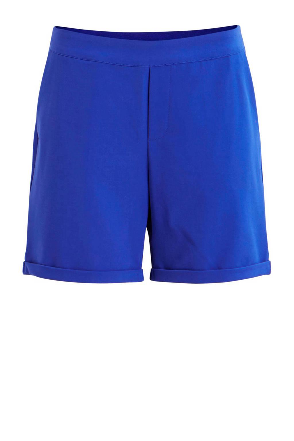 OBJECT Cecilie short blauw, Blauw