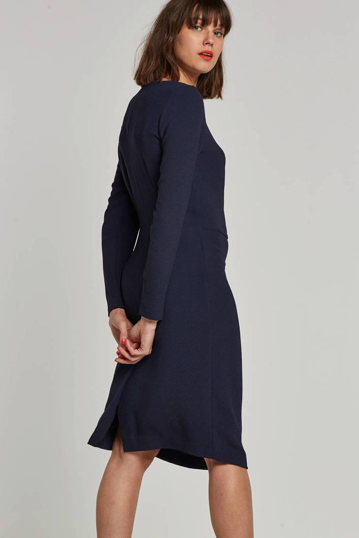 knoopdetail met VILA VILA jurk jurk w4RqyIz