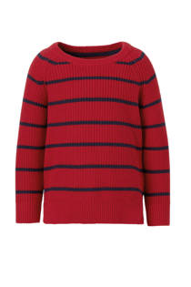 C&A Palomino gestreepte trui rood (jongens)